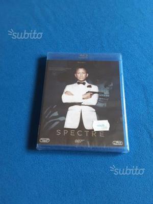 Blu ray 007 spectre nuovo imballato