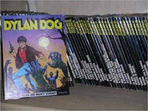 DYLAN DOG collezione (versione digitale per pc, tablet,