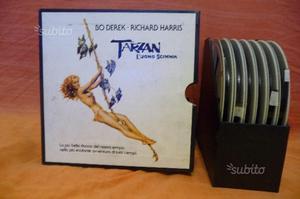 Film super 8 Tarzan L'Uomo Scimmia