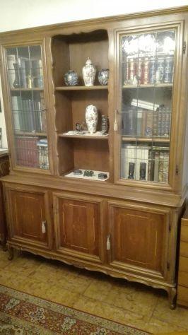 Mobile libreria da salotto