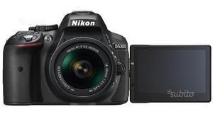 Nikon D Kit AF-P,  mm VR, NUOVA