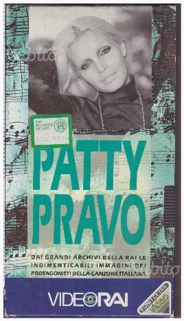 Patty Pravo - VHS Serie I Protagonisti