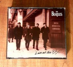 "THE BEATLES - ""Live at the BBC"" - DOPPIO CD -"