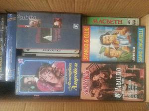 Vhs Videocassette Originali