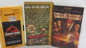 Videocassette film vari