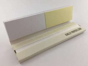 cartine per fumare con i filtri (king size slim) 100 pezzi