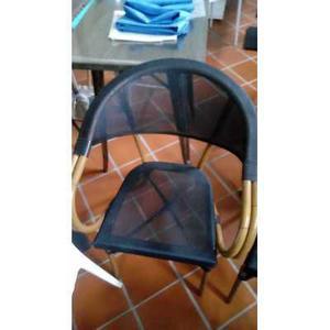 Rinascimento - Poltrona, sedia in vimini, Bamboo, Bambù da