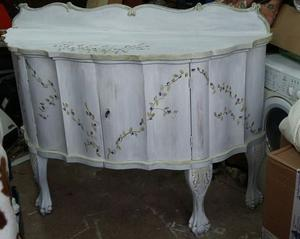 credenza shabby chic francese