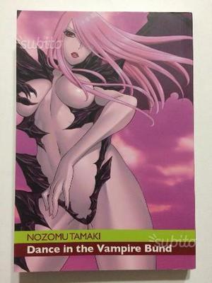 Dance in the Vampire Bund 8 - Ed. Ronin Manga