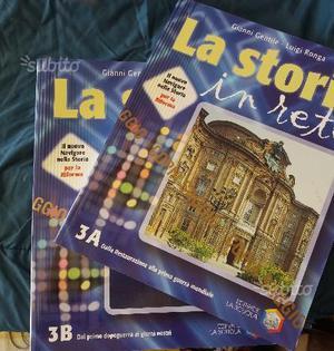 La storia in rete 3A e 3B ISBN