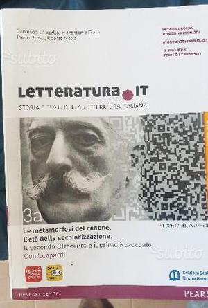 Letteratura.it 3A ISBN