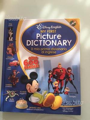 My first picture dictionary (dizionario d'inglese)