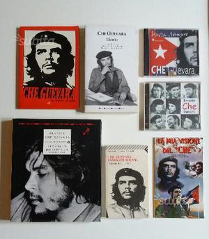 Raccolta libri su Ernesto Guevara