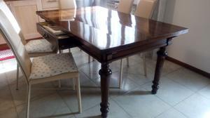 Tavolo antico AUTENTICO primi 900