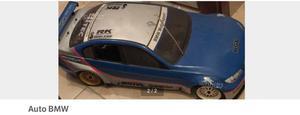 Auto BMW motore a scoppio