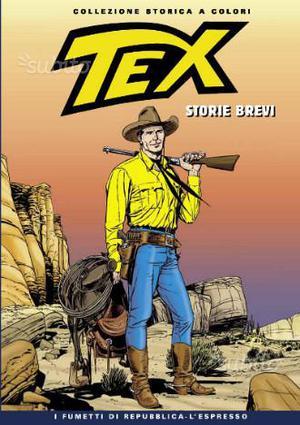 Collezione Completa TEX a Colori - 239 numeri