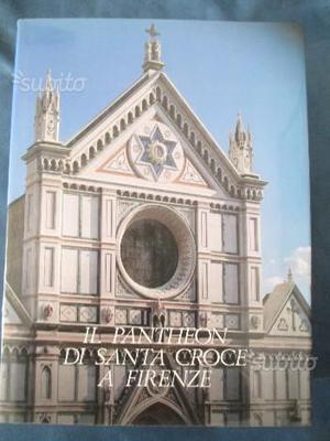 Il Pantheon di Santa Croce a Firenze