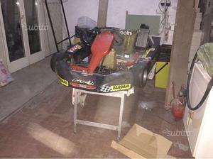 Kart 125 a marce motore moto honda nsr