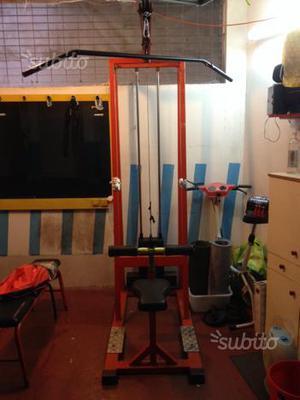 Lat machine Panatta sport