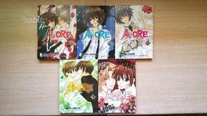 """Manga """" Ai-Ore Amami - Serie completa 1/5"""""""