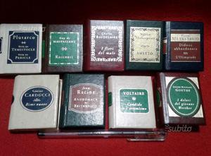 Minilibri i classici in miniatura pinocchio