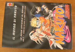 NARUTO - Guida Ufficiale al Manga n.1