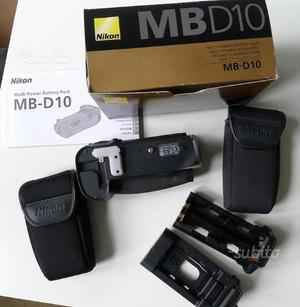 Nikon MB-D10 + Batteria