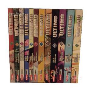 ULTIMO - SERIE COMPLETA 10 Volumi - Planet Manga