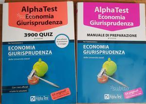Libri test giurisprudenza economia posot class for Test ammissione economia