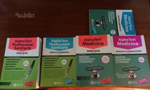 Alpha test= medicina e professioni sanitarie