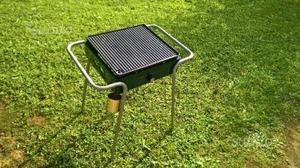 Bistecchiera a gas GPL da giardino