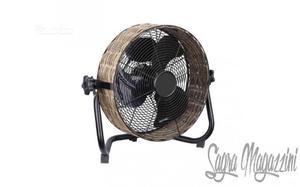 Cfg ventilatore tavolo inclinabile metallo nero