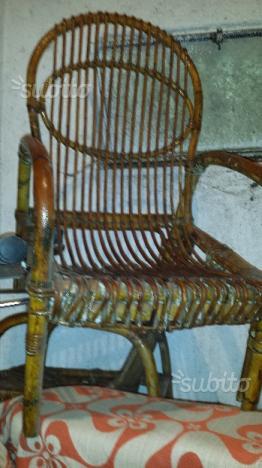 Sedie Da Giardino Finto Vimini.Poltrone N8 Finto Vimini Da Esterno Posot Class