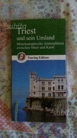 Guida turistica su Trieste in tedesco