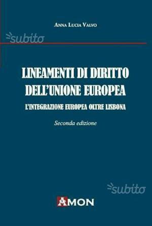 Lineamenti di Diritto dell'Unione Europea