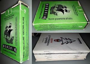 Memoria, raccolta Millelire, inediti di autori ita