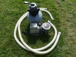 Intex tubo x pompa filtro attacco mm 32 lunghezza posot for Piscine fuori terra con pompa a sabbia