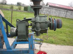 Pompa per irrigazione da trattore caprari usata posot class for Pompa irrigazione