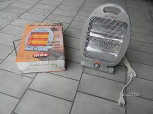 Stufa elettrica al quarzo 800 watt posot class - Stufa elettrica al quarzo ...
