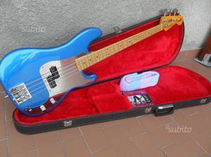 Basso elettrico tipo Precision Bass Steve Harris