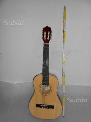 Chitarra acustica 85 cm Bontempi GSW 85/N