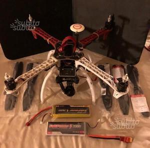 Drone Dji quadricottero multirotore naza