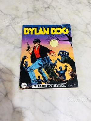 Dylan dog n 1 L'alba dei morti viventi