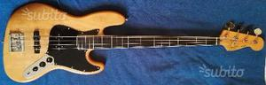 Fender Jazz Bass Fretless