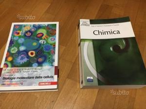 Libri universitari Facoltà agraria NUOVI