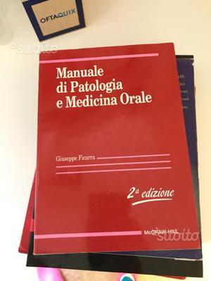 Libro Manuale di Patologia e Medicina Orale