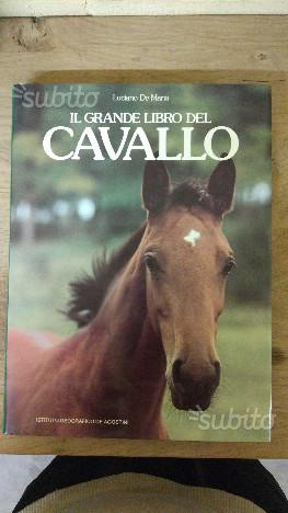 Libro il grande libro del cavallo