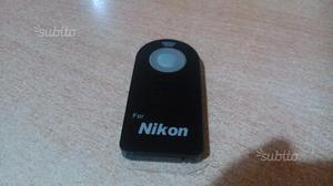 Ml-l3 telecomando per nikon d D d ecc