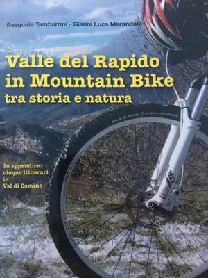 Mountain bike: Valle del Rapido in Mountain bike