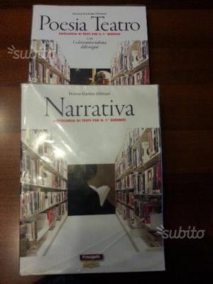 Narrativa Poesia e Teatro ISBN